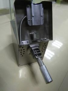 نظافت دستگاه روغن گیری