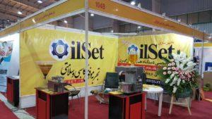 ماشین سازی OilSet در نمایشگاه