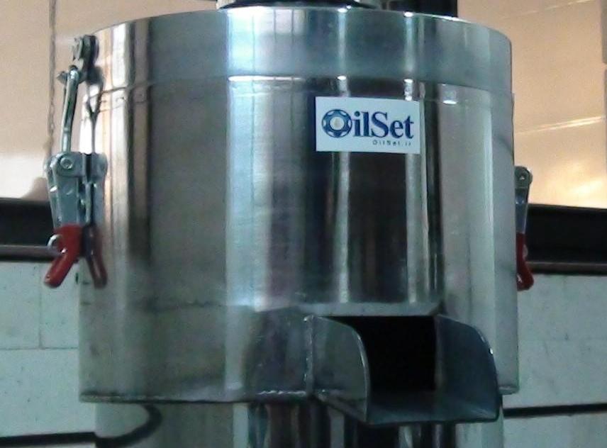 سنگ دستگاه ارده گیری OilSet