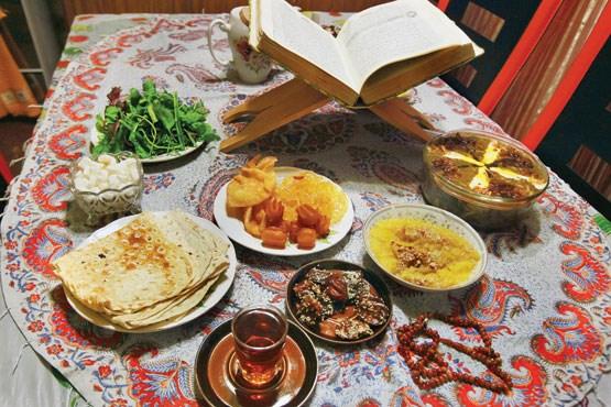 روغن گیری در ماه رمضان