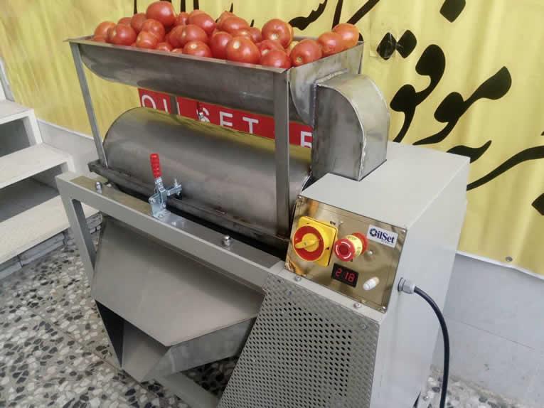 آبگوجه جهت رب گوجه ؛ آبلیموگیری ؛ آب آلو جهت لواشک ؛ آب انگور و آبغوره ؛ آب انار و سایر میوه ها