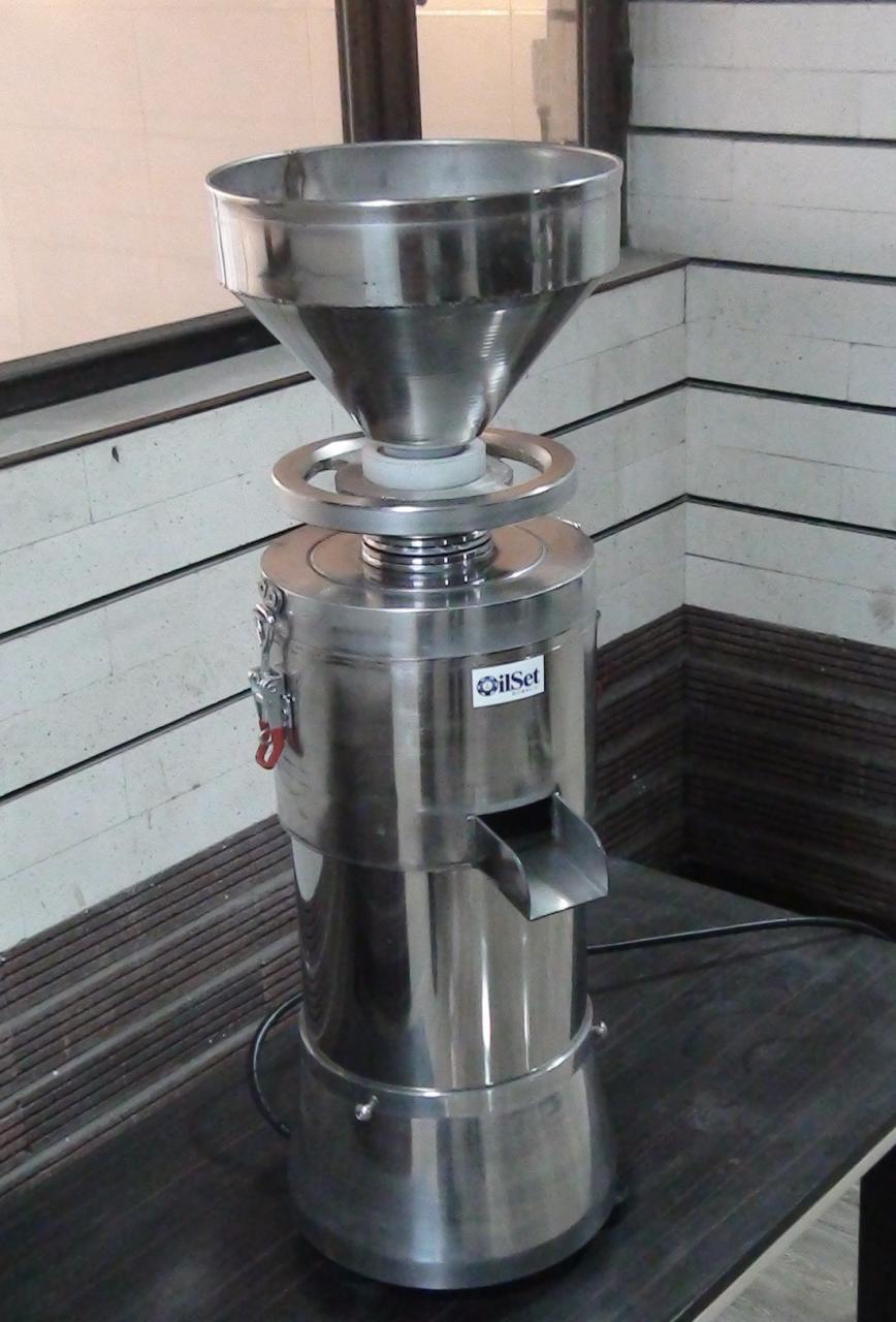 دستگاه ارده گیر برای روغن ارده
